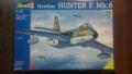 Hawker Hunter F.Mk.6 (Revell 4727) - 8500