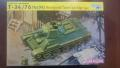 T-34/76 mod. 1942 Hex. Turret (Dragon 6424) - 28000