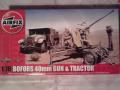 AIRFIX 1:76 bofors 40mm tractor 2500ft
