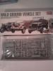 academy ww.II ground vehicle set 1:72  2500ft