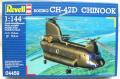 1:144 Revell CH-47D Chinook