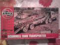 airfix 1:76 scamall tank transporter 2200ft