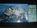 1/72 Fujimi Westland Seaking ,, Flying Tigers ,,  5225.-