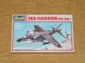 Revell 1_144 Sea Harrier makett