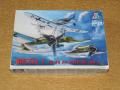 Italeri 1_72 MISTEL 1 JU-88 A4 With BF-109 F makett