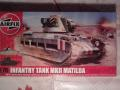 AIRFIX matilda 1:71 1900ft