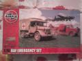airfix 1:76 raf emergency set 3000ft