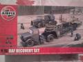 airfix 1:76 raf recovery set 3000ft