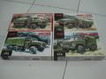 Ural combo  1:72 Ural 375D, 4320, army , command 2400Ft/db