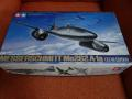 Tamiya 1/48 Messerschmitt 262 A-1a CLEAR EDITION! 6.900 Ft