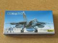 Heller 1_72 Mirage F1-CT makett
