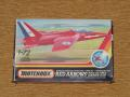 Matchbox 1_72 Hawker Siddeley Gnat T.Mk.1