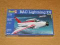 Revell 1_72 BAC Lightning F.6 makett