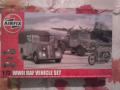 AIRFIX WWII RAF VEHICLE SET 3900FT