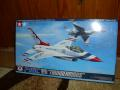 Thunderbirds  Tamiya F-16