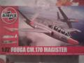 AIRFIX magister 3000ft
