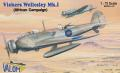 Vickers_Wellesley_African_campaign  1:72 5900Ft / maratással/