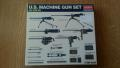 Us machine gun set  2.100 Ft
