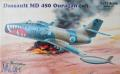 MD-450 Ouragan  1:72 4500Ft