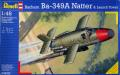 Ba-349A Natter & Launch Tower