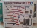 Military miniatures  1.100Ft