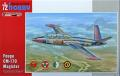 Fouga Magister  1:72 4000Ft