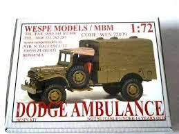 Dodge Ambulance.jpeg  1:72 4500Ft