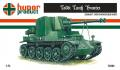 Toldi Tank Hunter  1:72 5500Ft