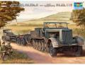 Sdkfz FAMO+ trailer  1:72 7600Ft