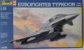 Typhoon Twin Seater  1:72 Új 3.000,-