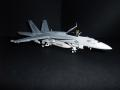 1/72 F/A-18E Super Hornet (Royal Maces VFA-27) kész makett  10000.-