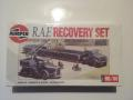 AIRFIX R.A.F RECOVERY SET  2500FT