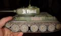 1:35 Dragon T34/85 13eft