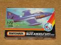 Matchbox 1_72 F9F-5 Panther Blue Angels 2.100.-