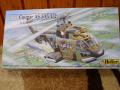 Heller helikopter 1:72  2500ft