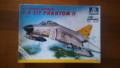 PHANTOM F-4    4.500,-Ft  PHANTOM F-4   Italeri 1:48