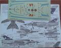 ModelDecal Mirage-5 matrica 1.  800.-Ft