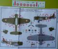 Airfix SBD-5 French matrica  300.-Ft