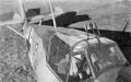 Messerschmitt-Bf-109E3-Yellow-2-canopy-profile-showing-rearview-mirror assembly-01