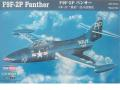 Hobby Boss F9F-2P Panther  3000.-Ft