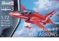 Revell BAe Hawk T.1  2500.-Ft