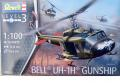 Revell  1-100 Bell UH-1 Gunship  2000.-Ft