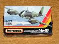 Matchbox 1_72 Messerschmitt Me 410 2.300.-