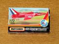 Matchbox 1_72 Hawker Siddeley Gnat T.MK.1 Red Arrows 1.400.-