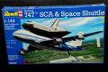 1:144 Boeing 747 + Space Shuttle 8300-