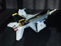 "1/72 F/A-18E Super Hornet ,,ROYAL MACES VFA-27"" makett  9500.-"
