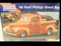 Monogram 1940 Ford Pickup
