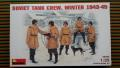 MiniArt 35022 Soviet Tank Crew. Winter 1943-45   2,000.- Ft