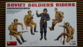 MiniArt 35055 Soviet Soldiers Riders    2,000.- Ft