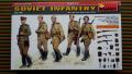 MiniArt 35108 Soviet Infantry   2,500.- Ft